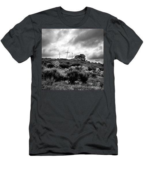 Cross Men's T-Shirt (Athletic Fit)