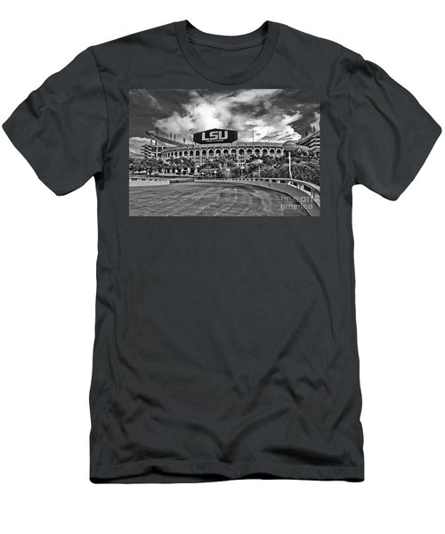 Death Valley - Hdr Bw Men's T-Shirt (Athletic Fit)