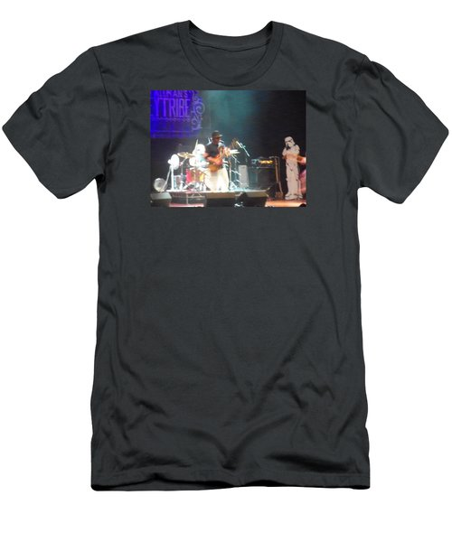 Devon Allman And The Honeytribe Men's T-Shirt (Slim Fit) by Kelly Awad