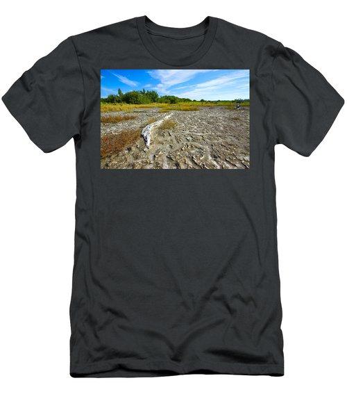 Everglades Coastal Prairies Men's T-Shirt (Athletic Fit)