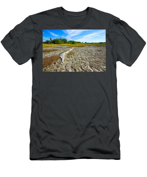 Everglades Coastal Prairies Men's T-Shirt (Athletic Fit)