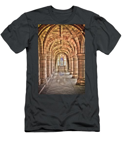 Kelso Abbey Men's T-Shirt (Athletic Fit)