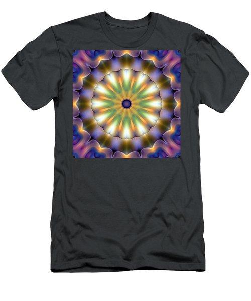 Mandala 105 Men's T-Shirt (Athletic Fit)