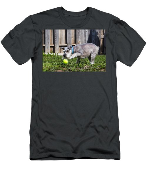 Miniature Schnauzer Men's T-Shirt (Athletic Fit)