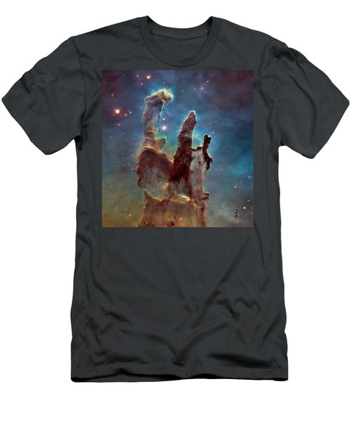 Pillars Of Creation Men's T-Shirt (Athletic Fit)