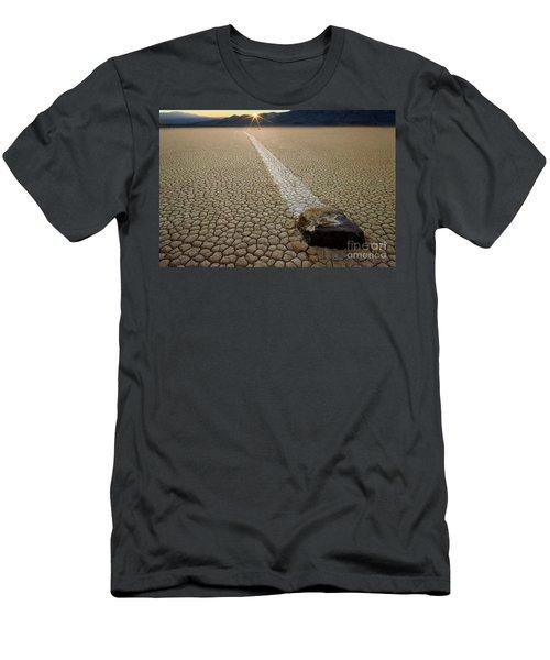 Racing Rock Men's T-Shirt (Athletic Fit)