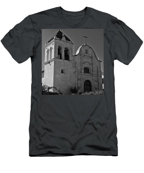 San Carlos Cathedral Men's T-Shirt (Athletic Fit)