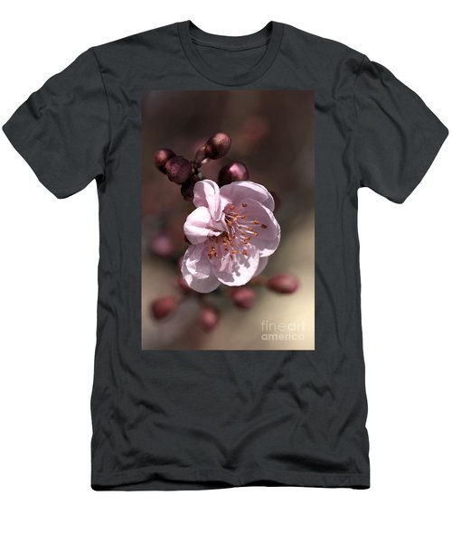 Spring Blossom Men's T-Shirt (Slim Fit) by Joy Watson