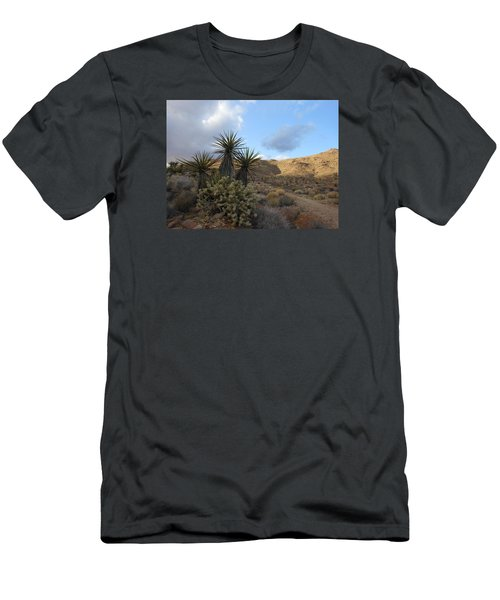 The Living Desert Men's T-Shirt (Athletic Fit)