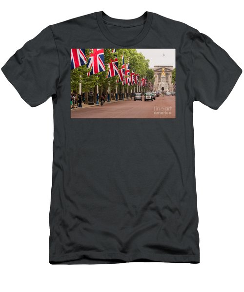 The Mall Men's T-Shirt (Athletic Fit)