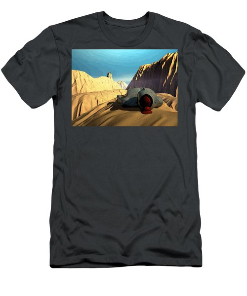 The Midlife Dreamer Men's T-Shirt (Athletic Fit)
