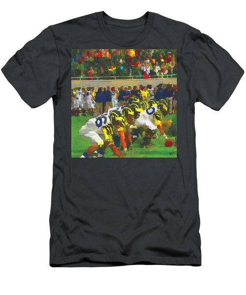The War Men's T-Shirt (Slim Fit) by John Farr