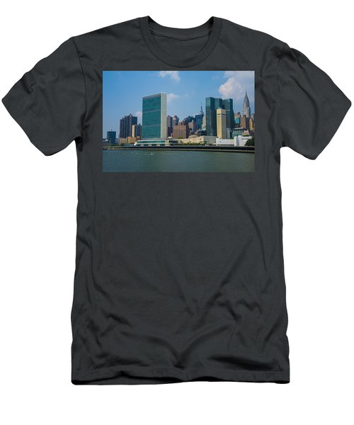 United Nations Men's T-Shirt (Athletic Fit)