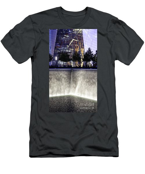 World Trade Center Museum Men's T-Shirt (Athletic Fit)