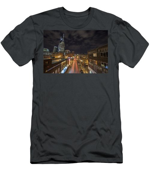 2nd Ave And Broadway Men's T-Shirt (Athletic Fit)