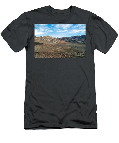 Artist Drive Death Valley National Park Men's T-Shirt (Athletic Fit)