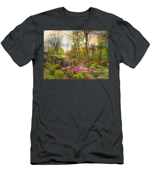 The Azalea Garden Men's T-Shirt (Athletic Fit)