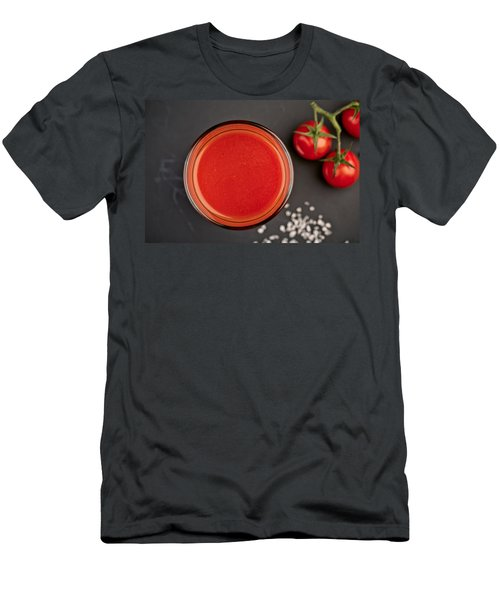 Tomato Juice Men's T-Shirt (Athletic Fit)