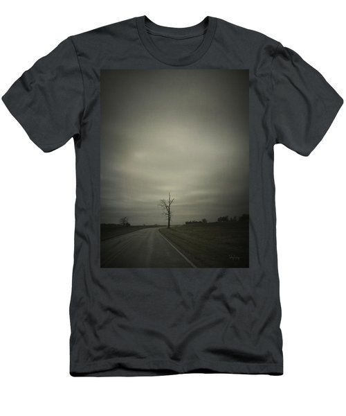 The Journey Men's T-Shirt (Athletic Fit)