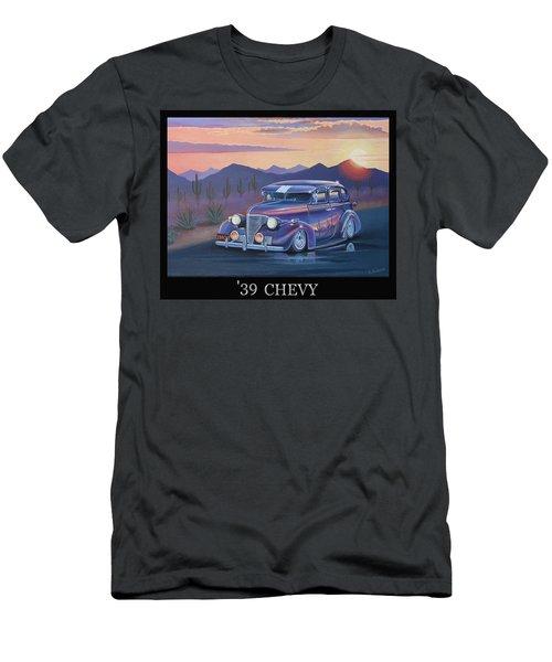 '39 Chevy Men's T-Shirt (Slim Fit) by Stuart Swartz