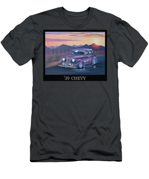 '39 Chevy Men's T-Shirt (Athletic Fit)