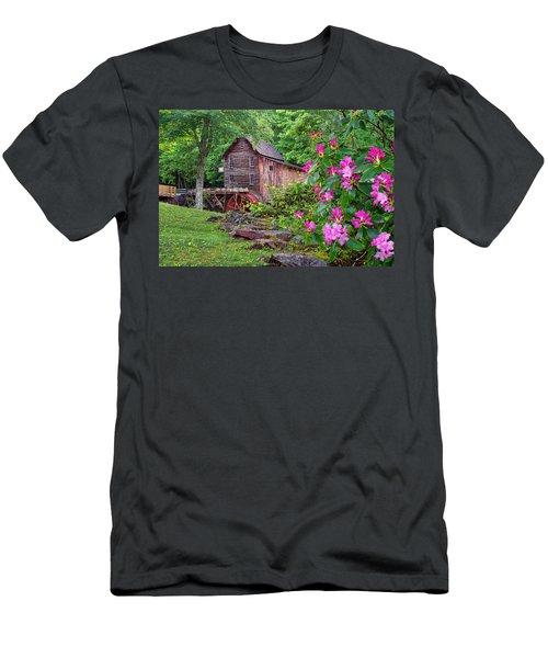 Babcock State Park Men's T-Shirt (Athletic Fit)