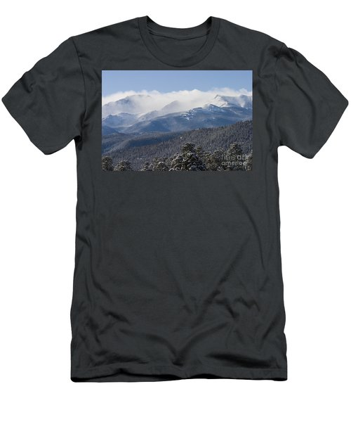 Blizzard Peak Men's T-Shirt (Athletic Fit)