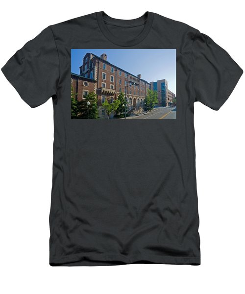 Downtown Knoxville Men's T-Shirt (Athletic Fit)