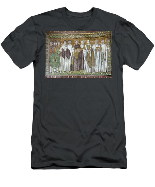 Justinian I (483-565) Men's T-Shirt (Athletic Fit)