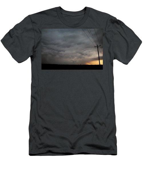 Let The Storm Season Begin Men's T-Shirt (Athletic Fit)
