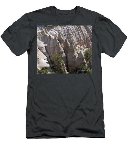 New Mexico - Tent Rocks - Hoodoos Men's T-Shirt (Athletic Fit)