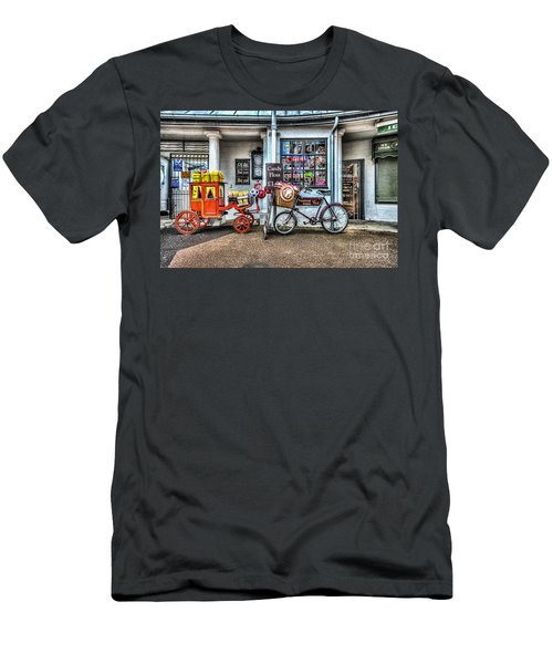 Ye Olde Sweet Shoppe Men's T-Shirt (Athletic Fit)