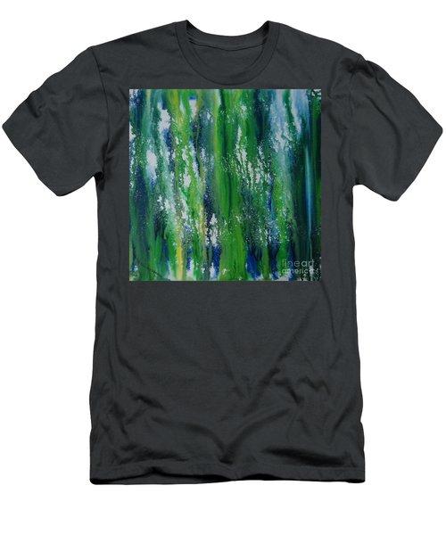 Greenery Duars Men's T-Shirt (Athletic Fit)