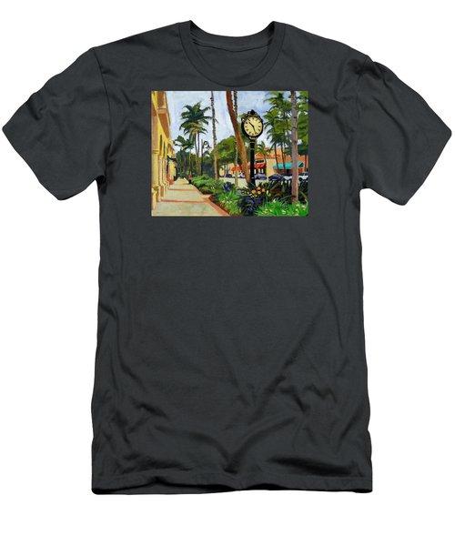 5th Avenue Naples Florida Men's T-Shirt (Athletic Fit)