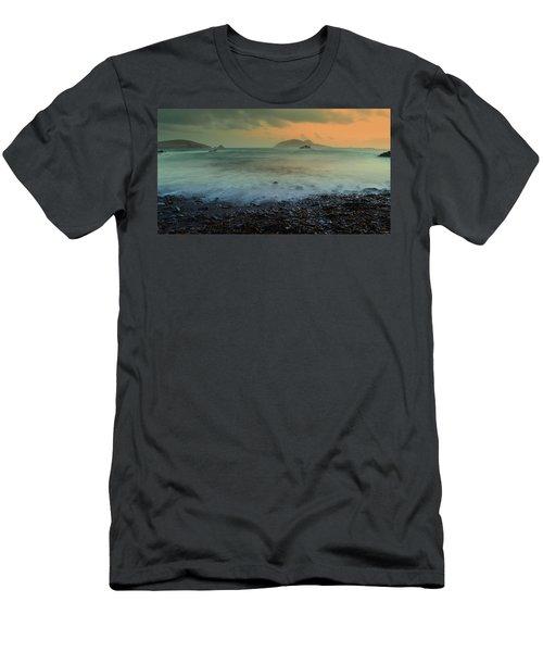 Blasket Islands Men's T-Shirt (Athletic Fit)