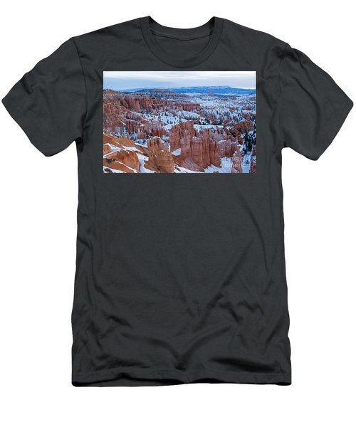 Sunset Point Bryce Canyon National Park Men's T-Shirt (Athletic Fit)