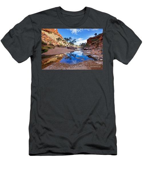Simpsons Gap Men's T-Shirt (Athletic Fit)