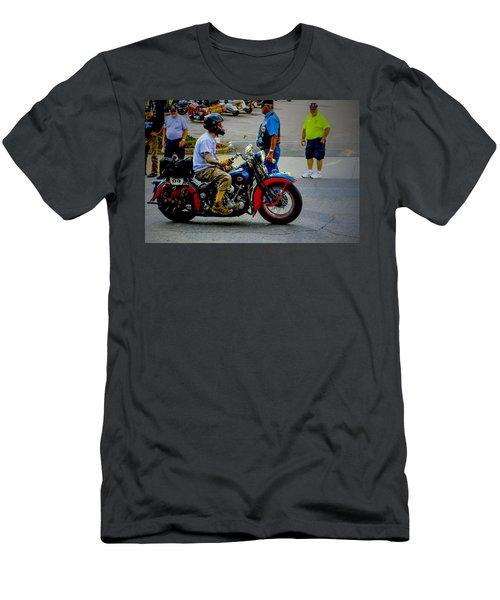 85 Arrives Men's T-Shirt (Athletic Fit)