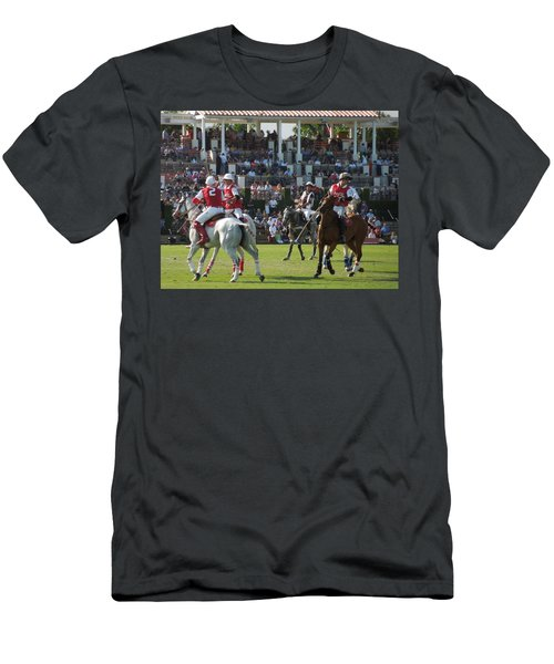 International Polo Club Men's T-Shirt (Athletic Fit)