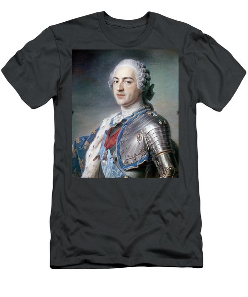 Louis Xv (1710-1774) Men's T-Shirt (Athletic Fit)