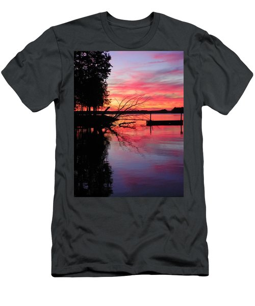 Sunset 9 Men's T-Shirt (Athletic Fit)