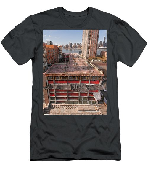 9th Floor Forms Men's T-Shirt (Athletic Fit)