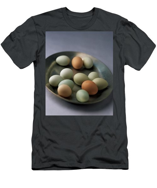 A Bowl Of Eggs Men's T-Shirt (Athletic Fit)