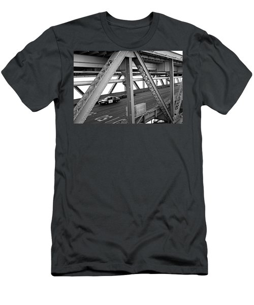 A Bridge Too Far Men's T-Shirt (Athletic Fit)