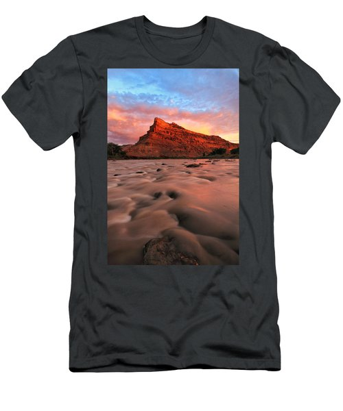 A Chocolate Milk River Men's T-Shirt (Athletic Fit)
