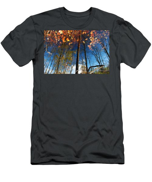 A Different Side Of Autumn Men's T-Shirt (Athletic Fit)