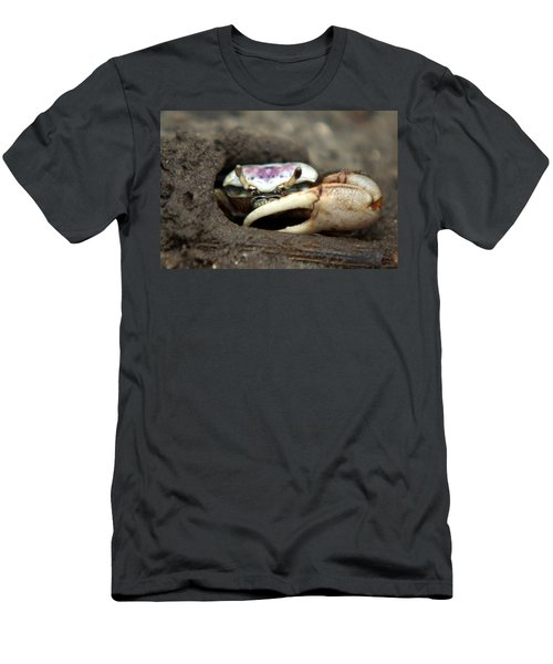 A Fiddler Crab Around Hilton Head Island Men's T-Shirt (Athletic Fit)