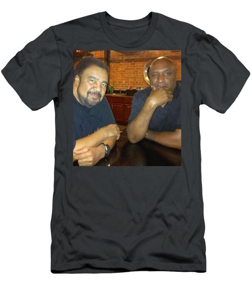 A Friend Mr. George Duke Men's T-Shirt (Athletic Fit)