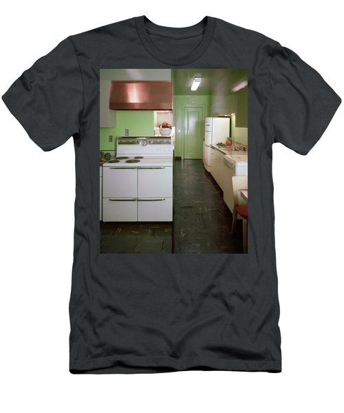 A Green Kitchen Men's T-Shirt (Athletic Fit)