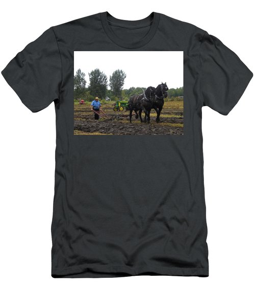 A Hard Days Work Men's T-Shirt (Athletic Fit)